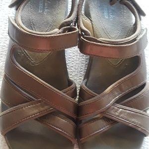 Clark's   sandals  size 9.5